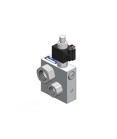 Avlastningsventil HDS Fast Pump