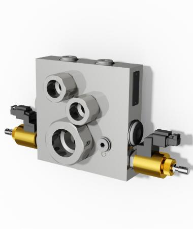 Avlastningsventil HDS Twinflow